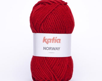 Wool Katia Norway 4 colors