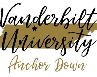 Vanderbilt University prinatble