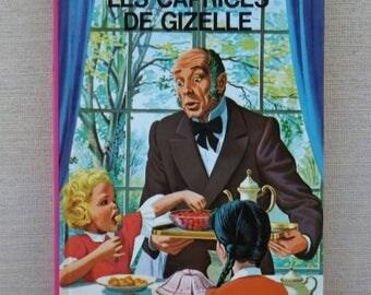 La Comtesse de Ségur vintage book / book Casterman in french vintage