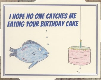 Funny Birthday Card, Friend Birthday Card, Birthday Cake Card, Snarky Birthday Card, Birthday Card, Funny Note Card, Humor Card