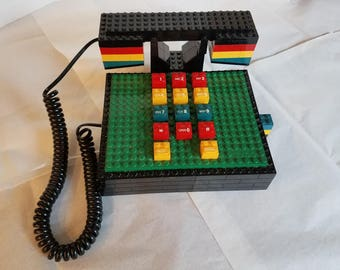 Lego Phone by Tyco