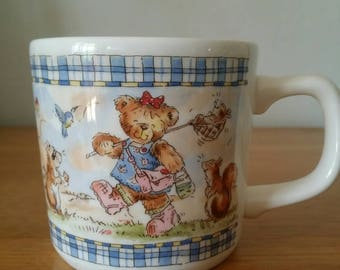 Wedgewood Rambling Ted Cup