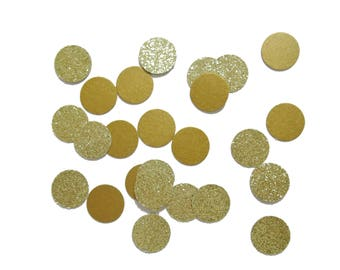 Round glitter confetti party Christmas Table Decoration wedding