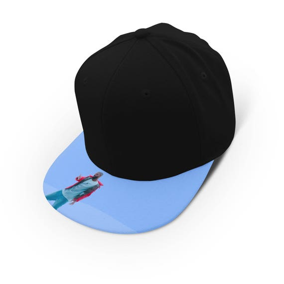 Drake hotline bling illustration snapback cap - hat - baseball cap 5P007