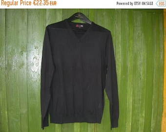 90s Dressmann Back Merino Wool Men's Pullover Sweater Since 1967 Size Medium Gift for Him Gift For Dad