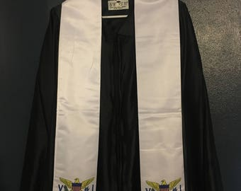Graduation Stole - US Virgin Islands