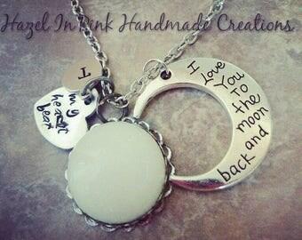 Breastmilk jewelry necklace keepsake