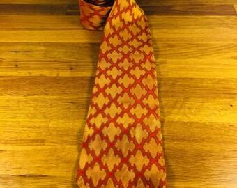 Christian Dior Vintage Tie