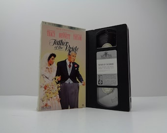 Father of the Bride [VHS] (1950)