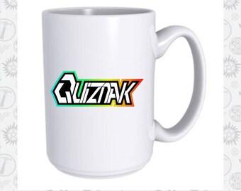 Quiznack Mug - Inspired by Voltron Legendary Defender