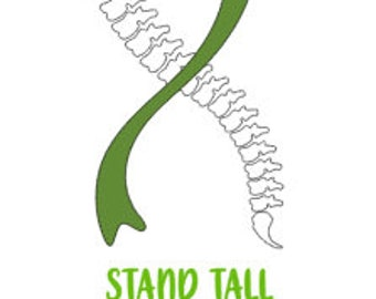 stand tall for little people decal