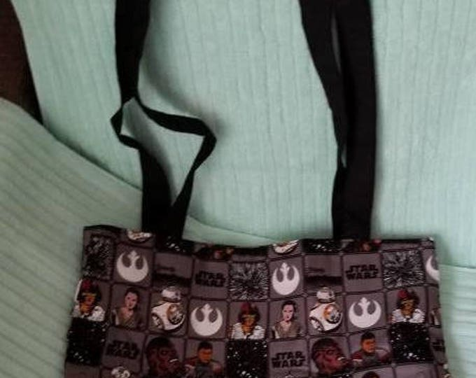 Star wars tote shoulder bag