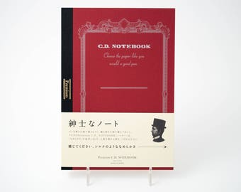 Apica Premium C.D. Notebook, A5, graph paper