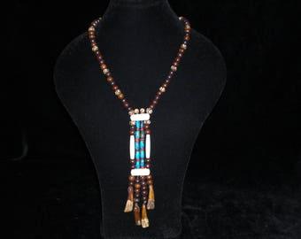 Buffalo Bone Necklace