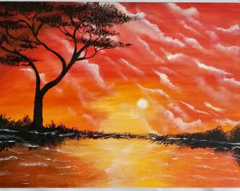 Motherland Sunset