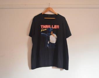 Michael Jackson Thriller band t-shirt