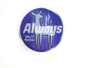 Harry Potter- Always - badge
