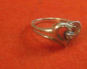 A-55 Amazing and beautiful   925 silver Ring size 7