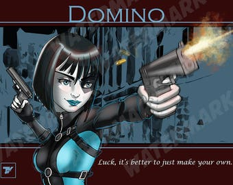 Domino Inspirational Poster