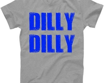 Dilly Dilly Distressed Logo - T shirt