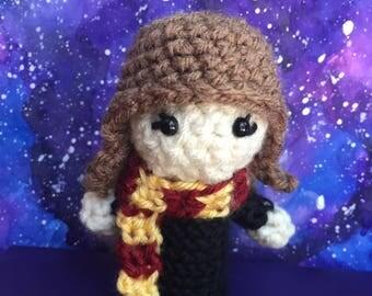 Harry Potter inspired Hermione Granger