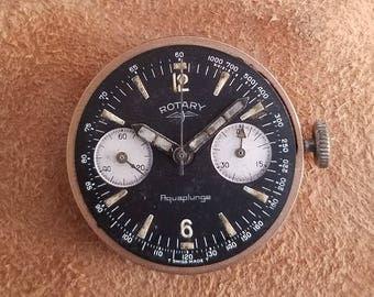 Rotary Aquaplunge Chronograph