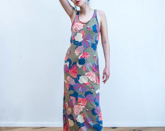 Super Sale! Original price 75, now 50. Long dress, long dress, stretch viscose.