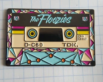 STFO Floozies Mixtape pin