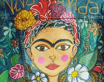 Frida Kahlo. Live life