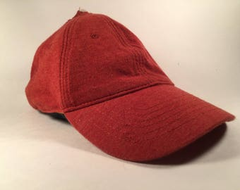 Red and Orange Gap Low Profile Hat