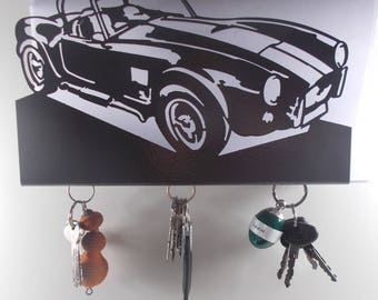 AC COBRA hook key case