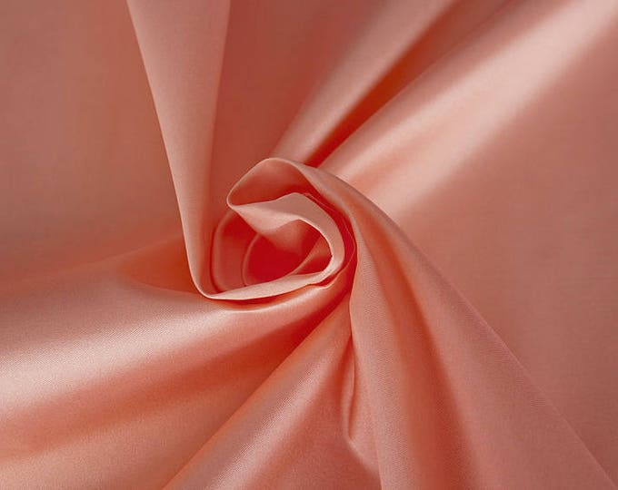 973055-Mikado (Mix)-79 percent polyester, 21% silk, width 140 cm, made in Italy, dry cleaning, Weight 177 gr