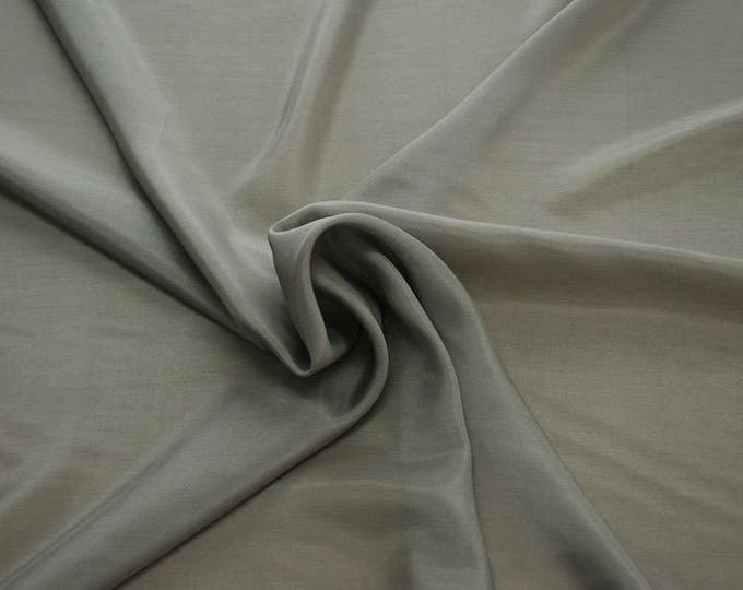 402185-taffeta natural silk 100%, width 110 cm, made in India, can be used liner, dry wash, weight 58 gr
