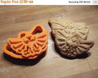 AUGUST SALE Legend of Zelda Cookie Cutters