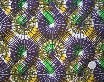 Order 2 cushions Akwaba creations wax with trim 40x40cm