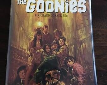 Goonies VHS Movie Clamshell