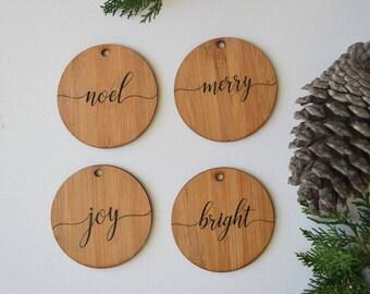 Christmas ornaments / baubles / decorations
