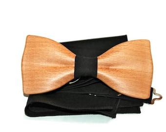 Groomsmen gift, Groomsman Proposal, Groomsmen Proposal, Groomsman Gift, Bridesmaid Proposal, Wedding Tags, Wooden bow tie. Free shipping