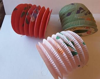 Vintage Chinese paper lanterns