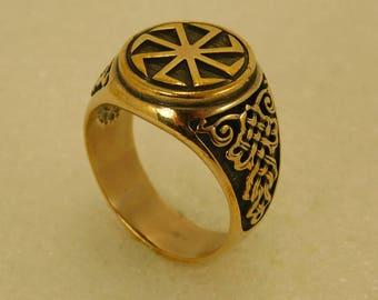 Signet Ring Kolovrat
