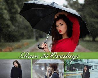 30 Rain Photo Overlays Rain Photoshop Overlays Rain PNG Rain Overlay Falling Rain Clipart Rain Photo Overlays Falling Rain Photo Overlays