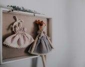Luna Doll psa, lalka Handmade,