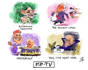 MPTV cartoon