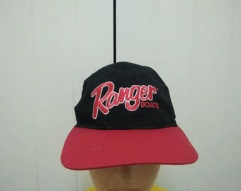 Rare Vintage RANGER BOATS Cap Hat Free size fit all