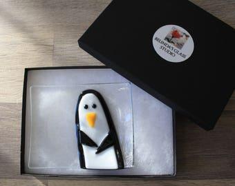 Soap Dish / Spoon Rest - Penguin