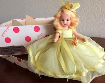 "Nancy Ann Storybook Doll #171 ""Daffy-Down Dilly"""
