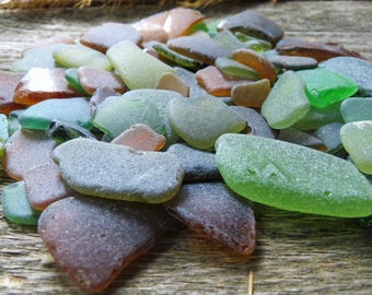 65 pcs olive sea glass yellow sea glass brown sea glass garden decor garden art fairy garden accessories glass terrarium kit zen garden kit