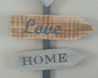 Love Home wall decor