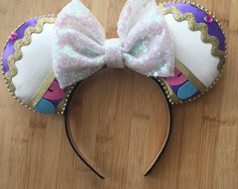 Mrs. Potts Ears