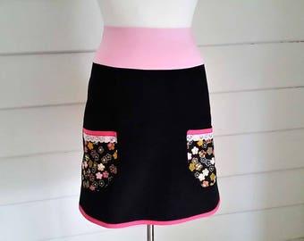 Pink skirt   Etsy